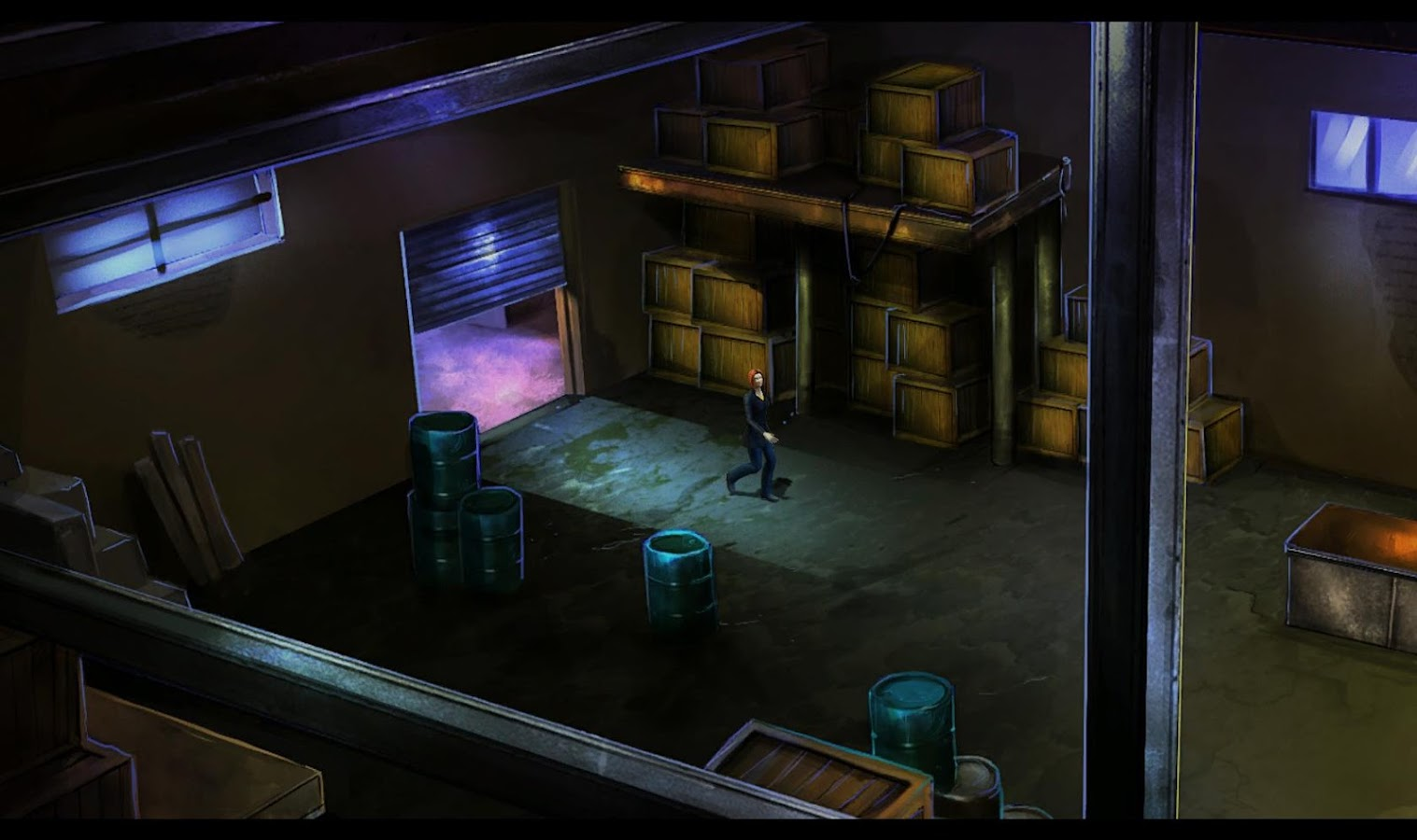 Cognition Episode 4- screenshot