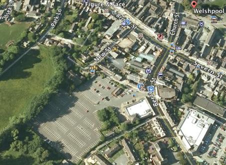New bus station for Welshpool