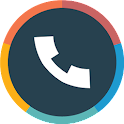 Contacts Phone Dialer: drupe icon