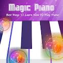 Magic Piano Tiles - Dream Piano: Free Music Beat icon