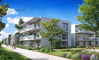 Appartement 3 pièces 62,86 m2