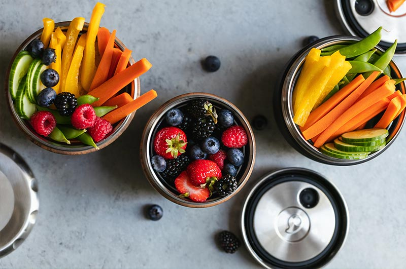 You need healthy food to fuel your run, but don't eat too soon before your run.