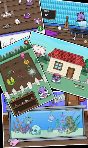 Moy 4 ud83dudc19 Virtual Pet Game 2.021 screenshots 15