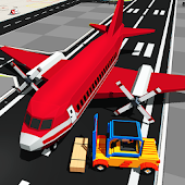 Airport Plane Craft: Real Plane Flying Simulator