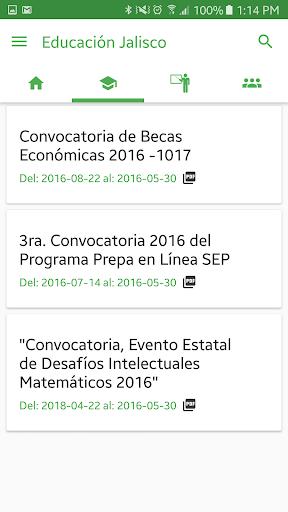 Educación Jalisco screenshot 3