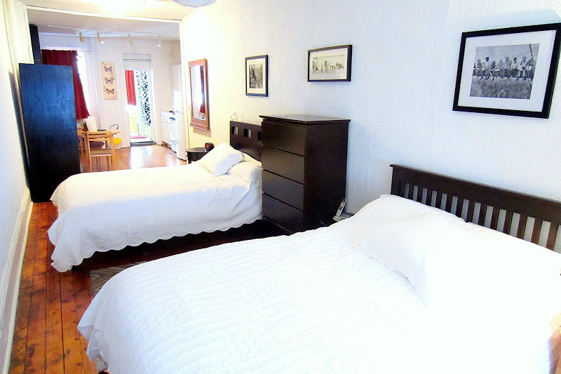 double bed upper west side