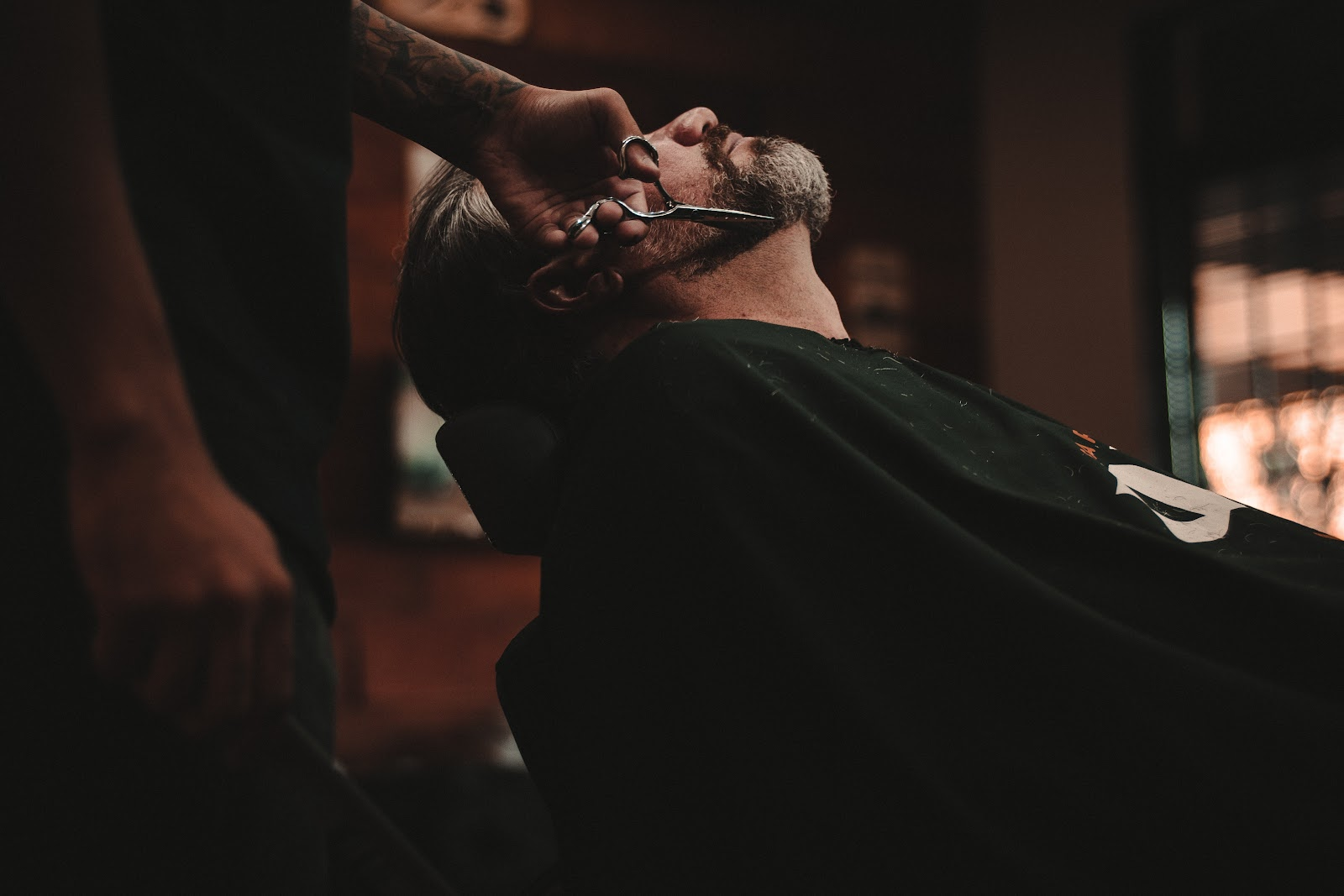 The Good Barber app connects clients with barber shops