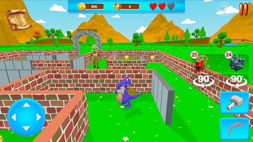 Maze Game 3D - Labyrinth apklade screenshots 1