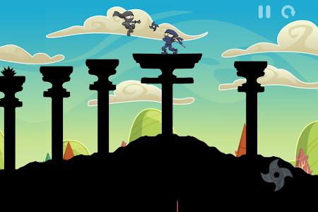 JUMPING NINJA 2 screenshot 2