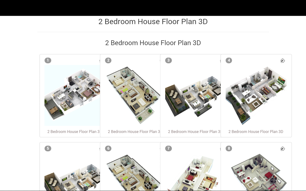 3d home design screenshot - 3d Home Design Games