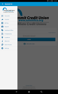 Summit Credit Union- screenshot thumbnail