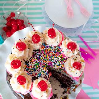 Ultimate Sundae Birthday Cake Recipe