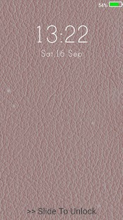 Leather Live Wallpapers ( Lock Screen ) - náhled
