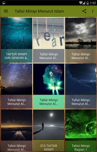 Tafsir Mimpi Menurut Islam screenshots 4