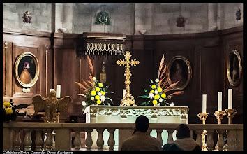 Photo: Altarschmuck / Cathédrale Notre-Dame des Doms d'Avignon