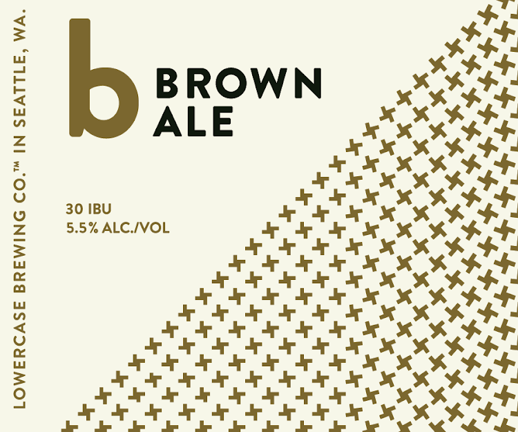 Logo of Lowercase bROWN