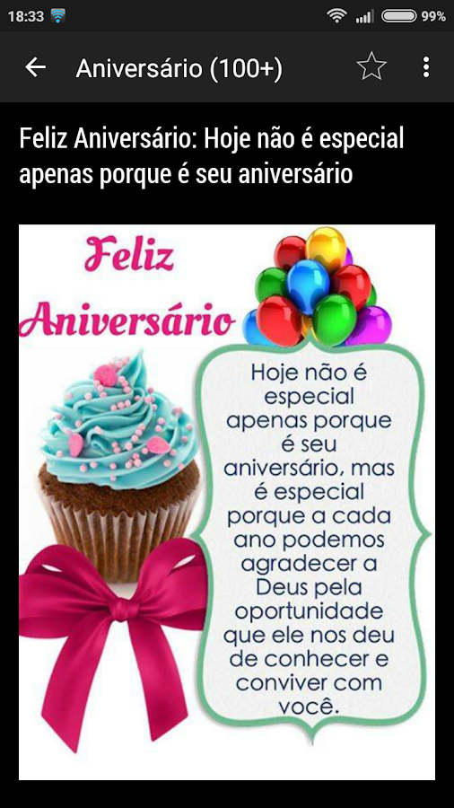 Imagens Feliz Aniversario Android Apps On Google Play