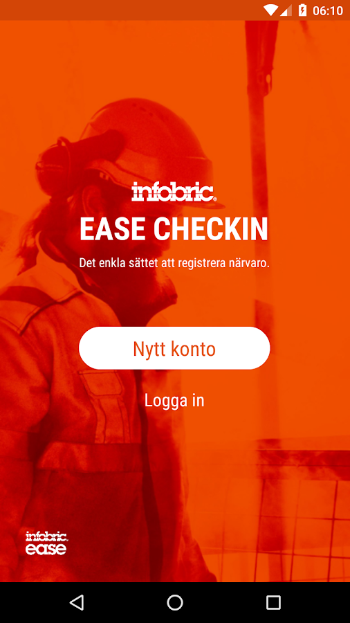 Ease CheckIn- screenshot