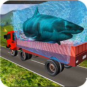 Transport Truck Shark Aquarium 1.7 Icon