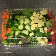 Organic Spring Mix Salad