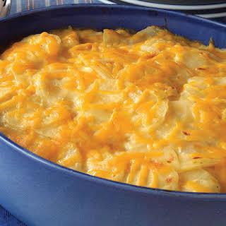Potato Au Gratin Without Cream Recipes.