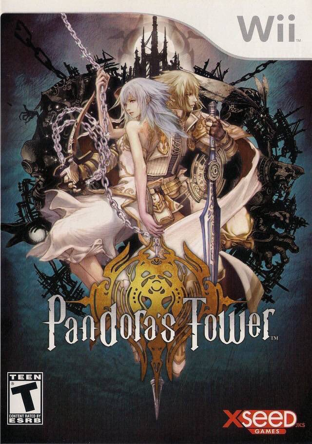 Image result for pandoras tower