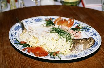 Photo: 10962 上海/大廈宴席/料理/魚の炒め物