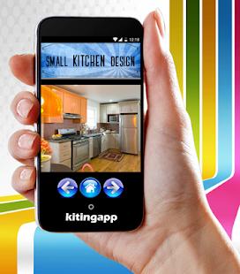 Malý design kuchyně - náhled