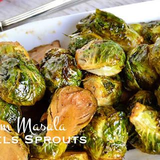 Garam Masala Vegetables Recipes