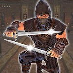 Samurai Ninja Warrior Survival: Superhero Assassin Icon
