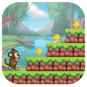 Jungle Monkey Run Adventure icon