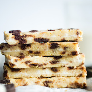Cookies and Cream Paleo Protein Bars