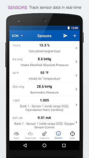 OBD Auto Doctor  screenshots 4