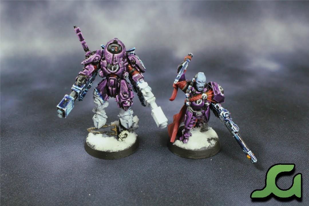 Shadowsun & Fireblade