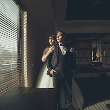 Bröllopsfotograf Maksim Selin (selinsmo). Foto av 07.04.2019