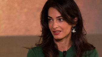 Amal Clooney & Eric Schmidt - Leaders Of Our Time