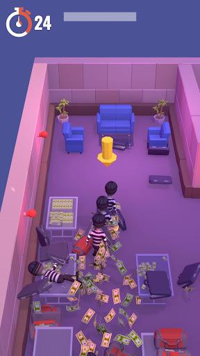 Robbery Rush mod apk 0.5 screenshots 2