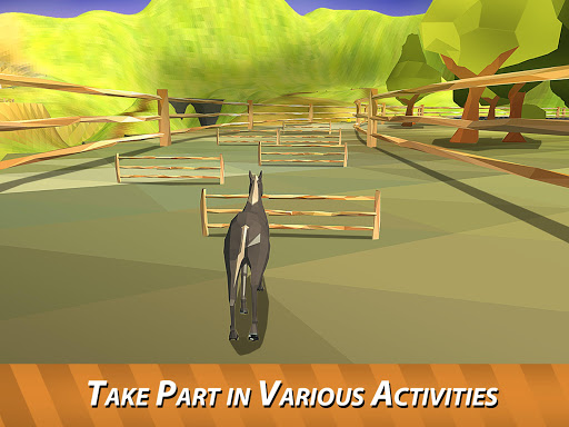 My Little Horse Farm - try a herd life simulator! 1.01 screenshots 8
