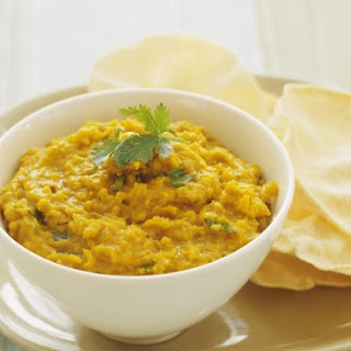 Spiced Lentils