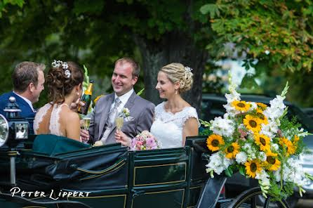 Bröllopsfotograf Peter Lippert (peterlippert). Foto av 21.11.2016