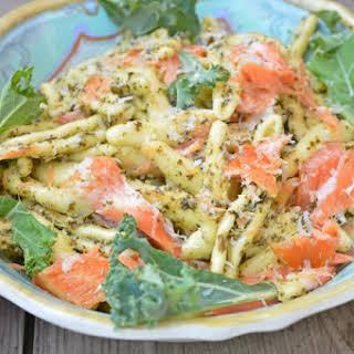 Salmon Pasta Healthy Recipes.