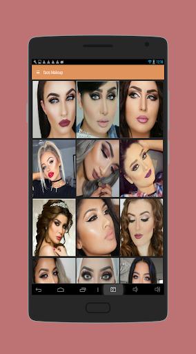 Face.Makeup.Hairstyle 1.7 screenshots 1