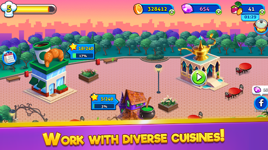 Chef Rescue – Cooking & Restaurant Management Game 2