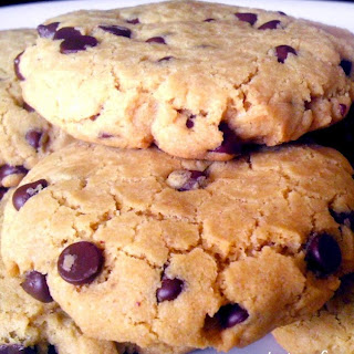 Gluten Free, Dairy Free Chocolate Chip Cookies (Gluten Free, Dairy Free, Vegan)