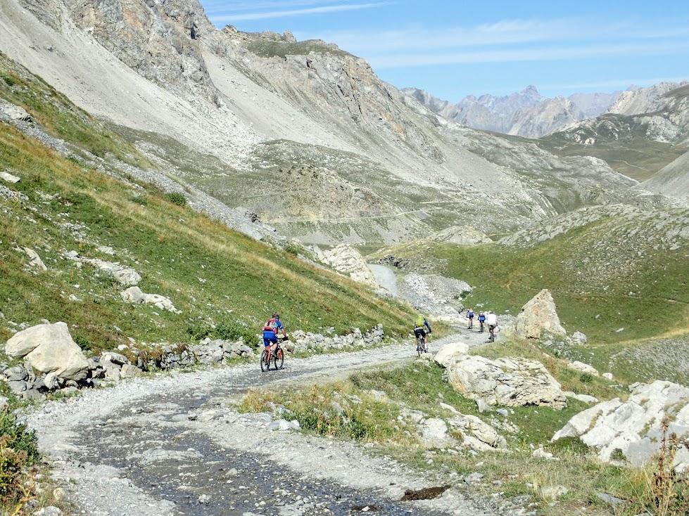Les Alpes à vélo, l'autre façon