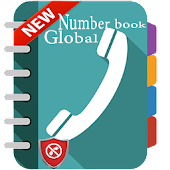 Number Book Global- caller ID