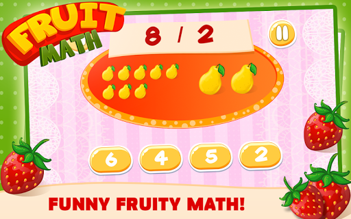 Fruity Maths