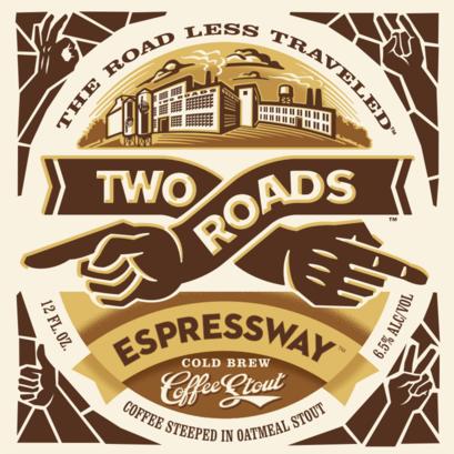 Logo of Two Roads Nitro Espressway Stout