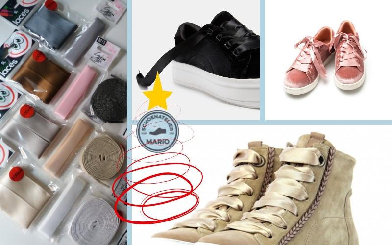 trendy veters voor sneakers