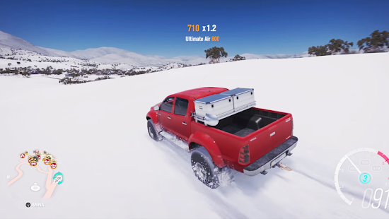4x4 OffRoad Hilux Truck driving Extreme Games - náhled